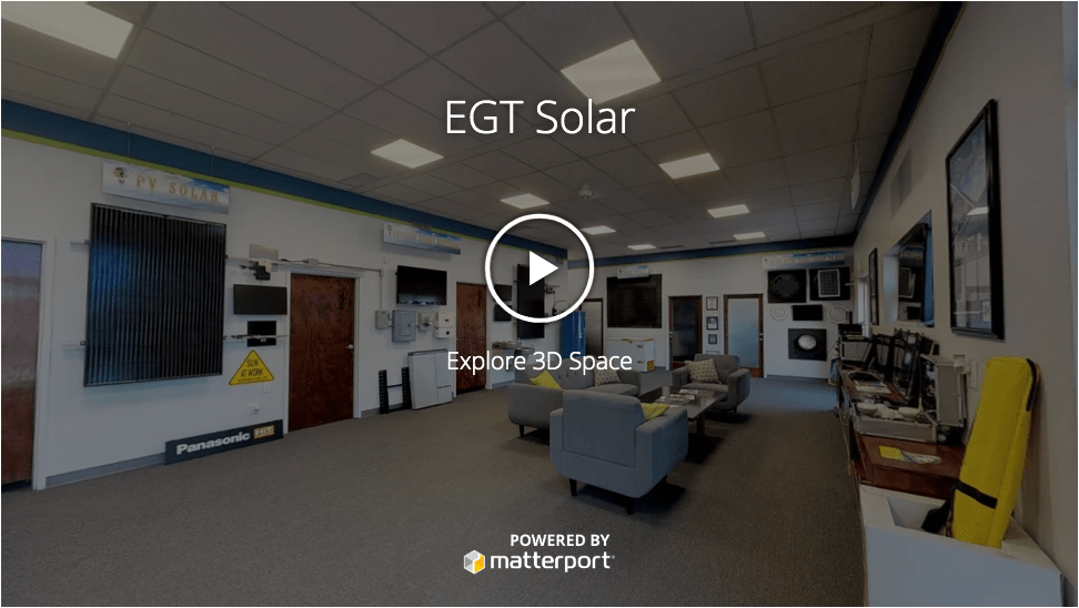 EGT Solar office tour video