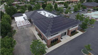 Idaho Lock Bolt Commercial Solar Project